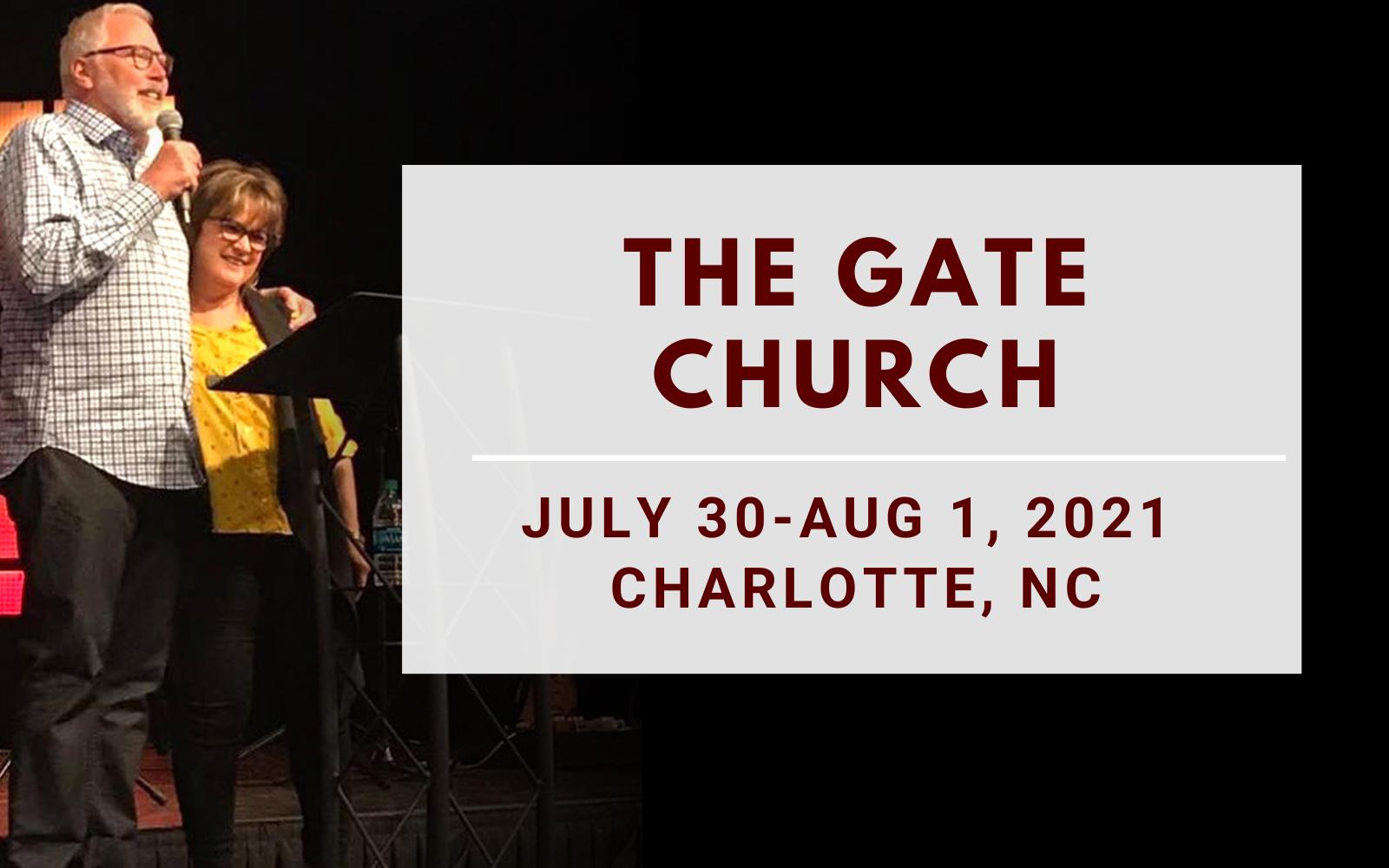 Charlotte, NC - The Gate Church